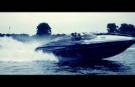 Max Verstappen in een speedboat?