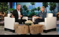 Tom Hanks bij Ellen