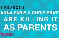 Zo is Chris Pratt als vader
