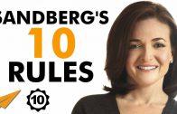 10 regels voor succes, volgens CCO van Facebook