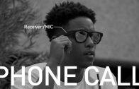 Luister muziek en bel met deze zonnebril