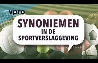 Synoniemen in de sport – Zondag met Lubach