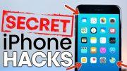 10 geheimen van de nieuwe update van iPhone
