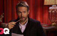 Ryan Reynolds interviewt zichzelf