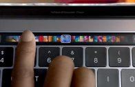 Wat kan je met de nieuwe touchbar van Apple?