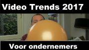 5 video en vlog trends voor 2017 voor bedrijven