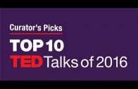 De top 10 TED Talks van 2016