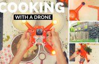 Koken met een drone
