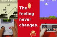 Spring door de jaren van Mario op de iPhone