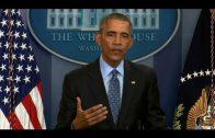 """Obama: """"President zijn kan je niet alleen"""""""