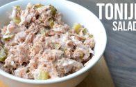 Supersnelle en lekkere tonijnsalade