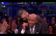 The Walking Dead sterren bij RTL Late Night