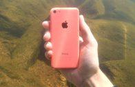 iPhone gevonden tijdens het duiken