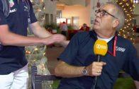 Max Verstappen verstoort Olav Mol