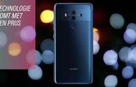 De nieuwste Huawei heeft een goed stel hersens