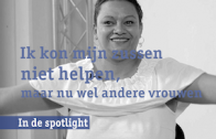 In de spotlight: Yes You Can Woman Lucinda Douglas