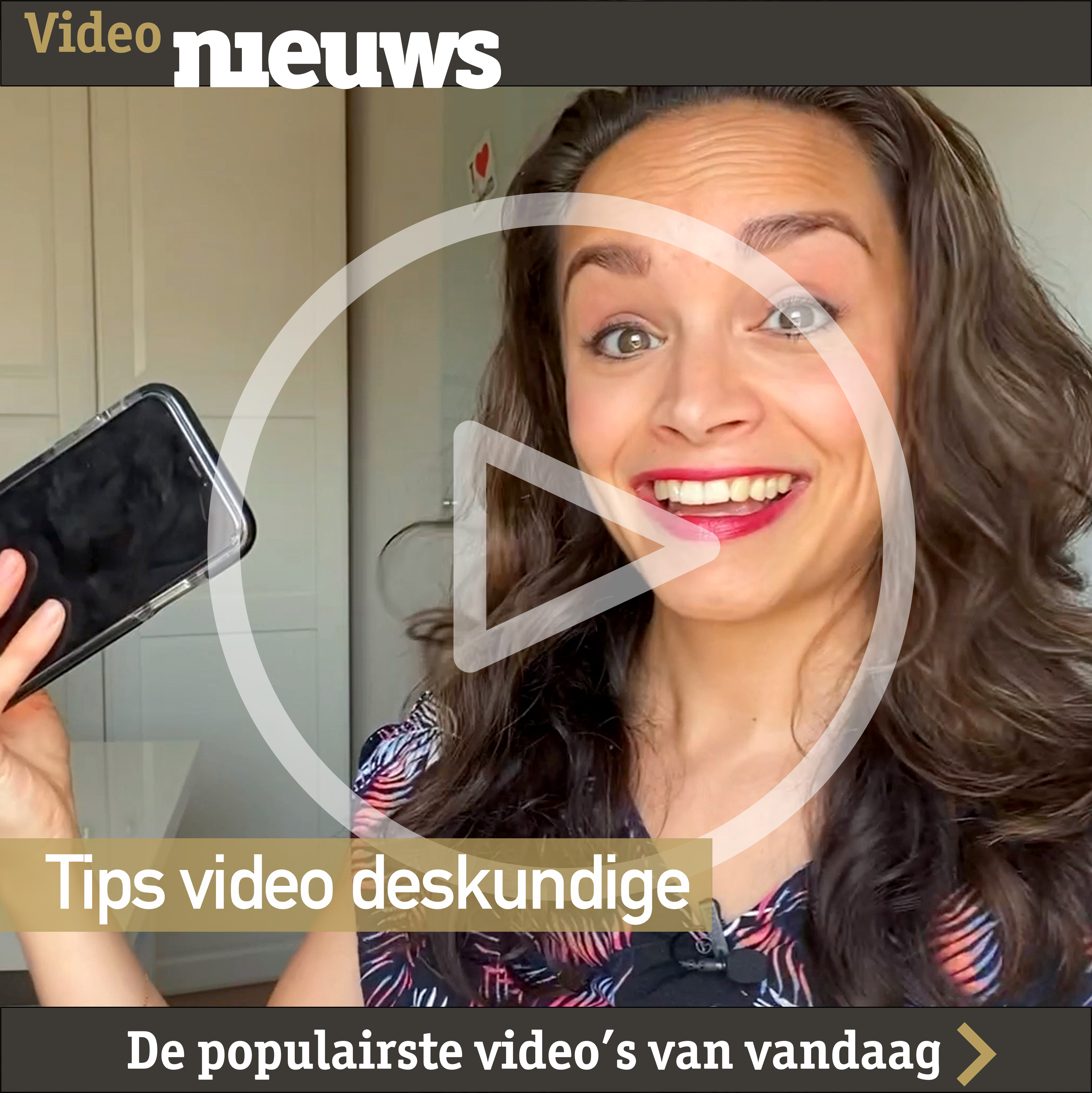 5 handige apps om toffe video's te maken