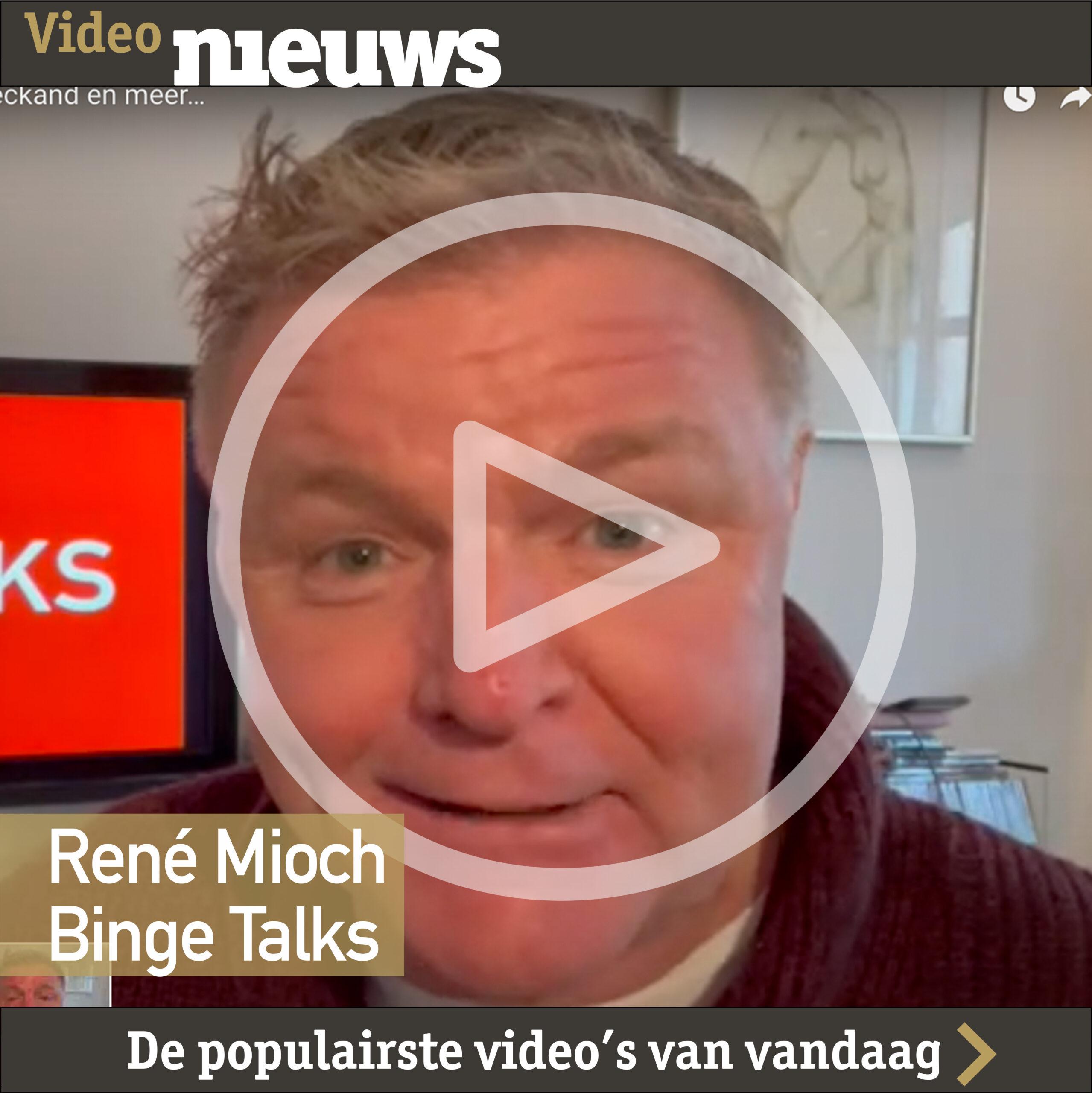 René Mioch Binge Talks Aflevering 4